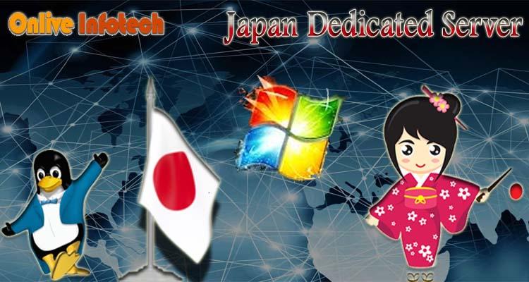 Japan dedicated server