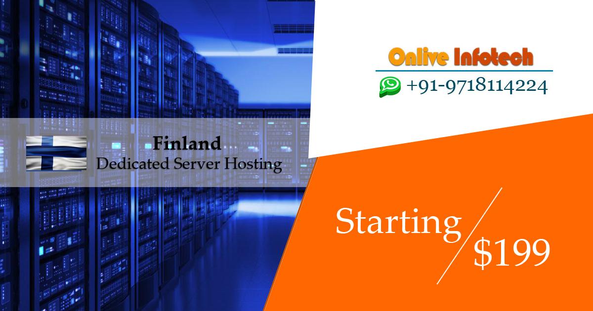 Finland - Server Hosting Company