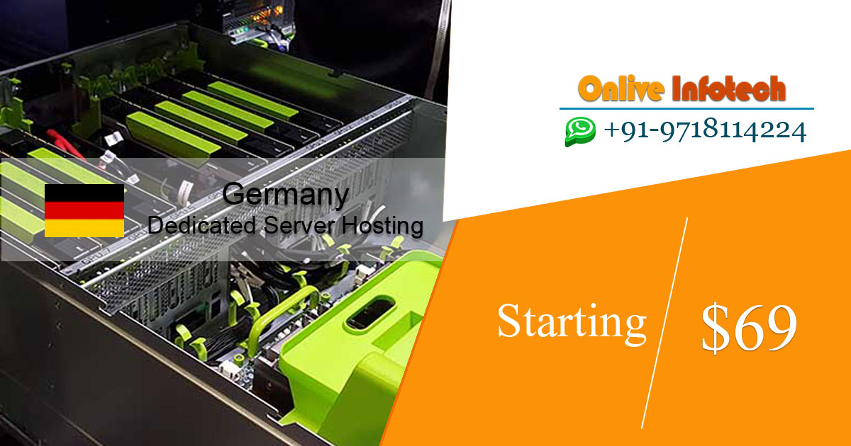 Dedicated server deutschland a x