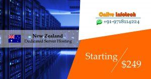New-Zealand Server Hosting