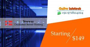 Norway Dedicated Server