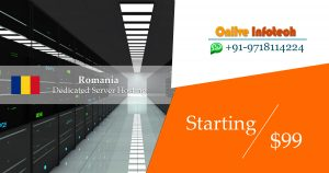 Romania Dedicated Server Hosting
