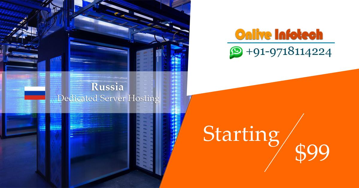 Best russian dedicated server