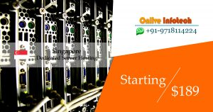 Singapore Dedicated Server Hosting