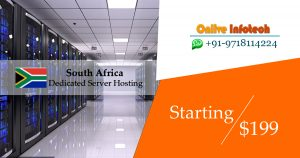 South Africa Dedicated Server Hosting