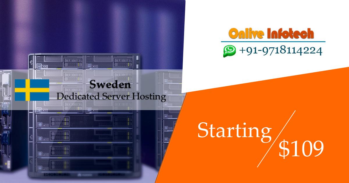 Sweden Dedicated Server Hosting