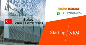 Turkey Dedicated Server Hosting