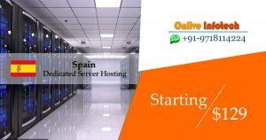 Spain Dedicated Server Hosting
