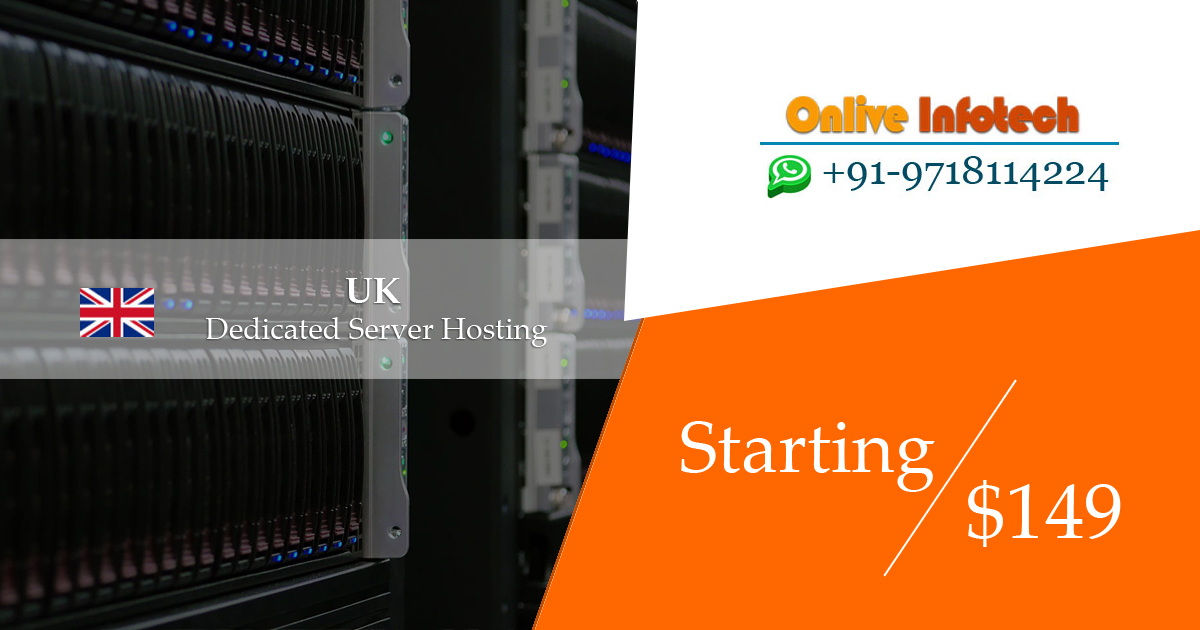 Dedicated server uk