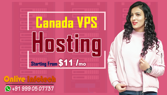 Canada VPS - Onlive Infotech