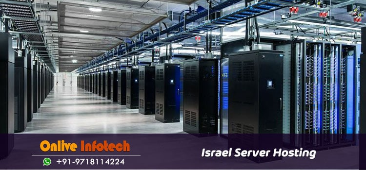 Israel Server Hosting offer powerful control | Security with DDoS Protection
