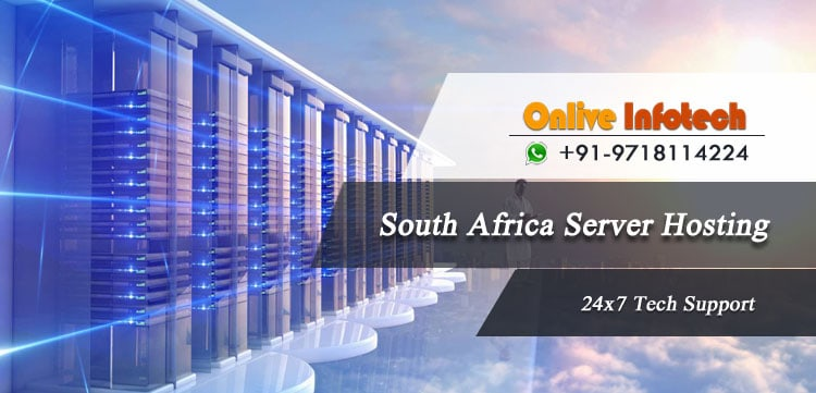 South Africa Dedicated Server – VPS Hosting With Better Performance And Security
