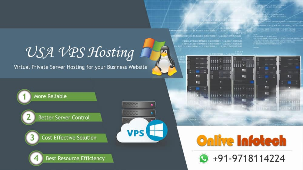 Get USA VPS Server Hosting To Gain Advantageous In Your Business Operation