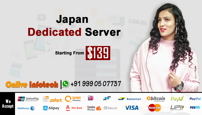 japan dedicated server - infotech
