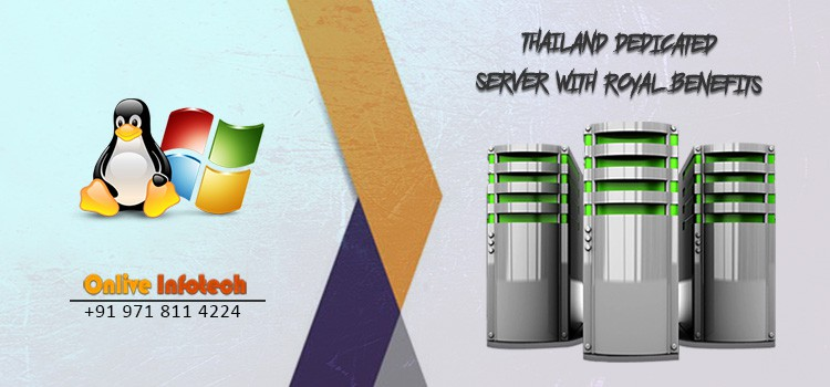 Onlive Infotech supply Cheap Dedicated Server with Bangkok based Data Centre in Thailand. Host your sit with our services to get high Speed & Performance.