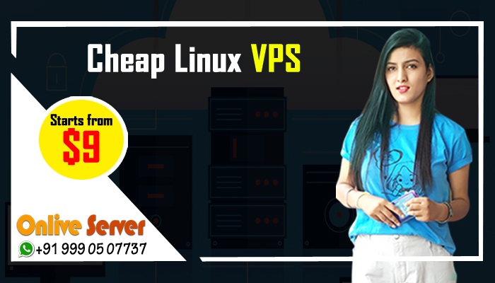Here Comes the Cheapest Linux VPS Server Hosting for The Tech Nerds