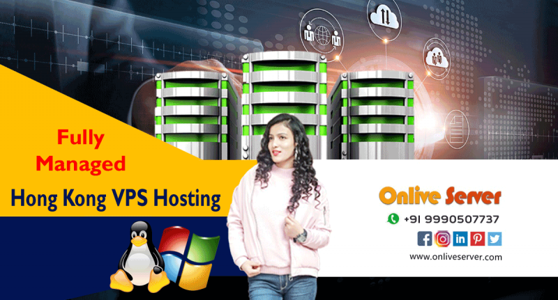 Hong Kong VPS Hosting
