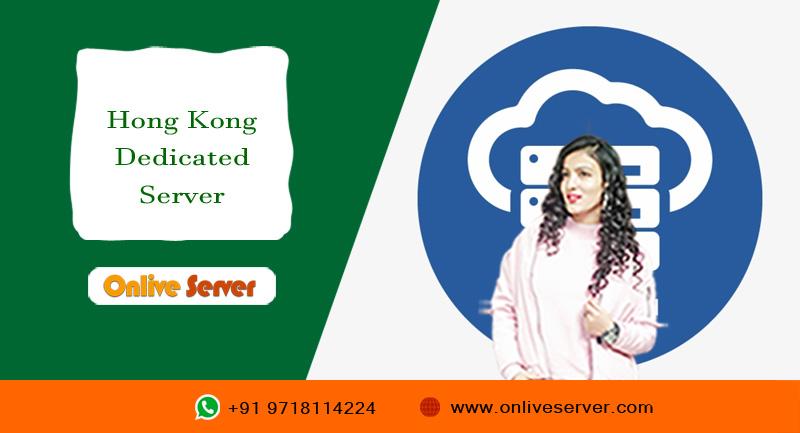Hong Kong Dedicated Server Hosting